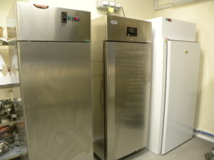 Celle frigorifere per pasticcerie